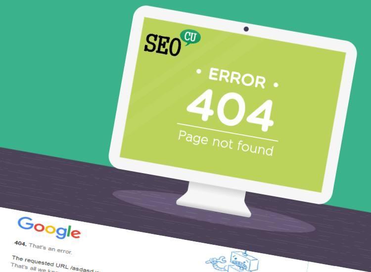 404 Sayfasının Arama Motoru Optimizasyonuna Etkisi