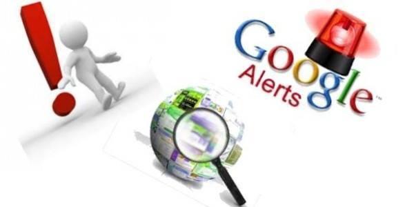 Google Alert Takip Sistemi Nedir