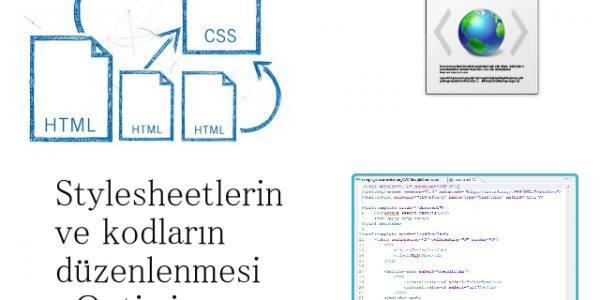 Kod ve Şablonların daha iyi performans için düzenlenmesi