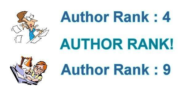 Author Rank ve Etkileri