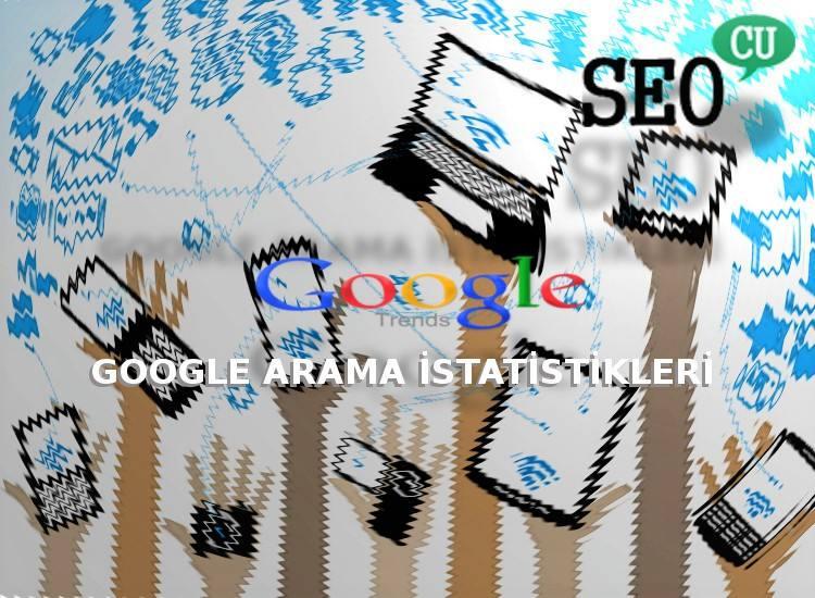 Google Arama İstatistikleri