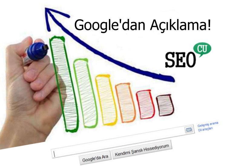 SEO Çalışmalarının Etki Süresi Google Tarafından Açıklandı