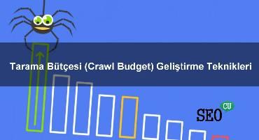 Tarama Bütçesi (Crawl Budget) Geliştirme Teknikleri