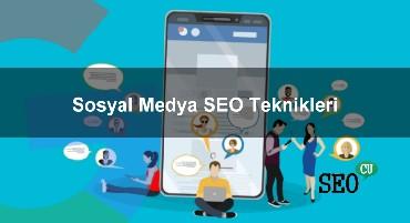 Sosyal Medya SEO Teknikleri